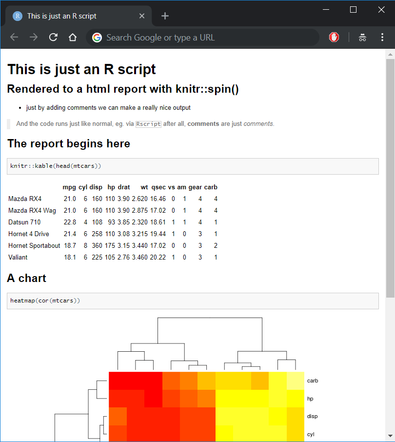 Create R Markdown reports and presentations even better with